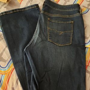 New York and Company Curvy Bootcut jeans